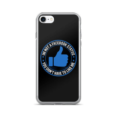 FACEBOOK STATUS iPhone 7/7 Plus Case