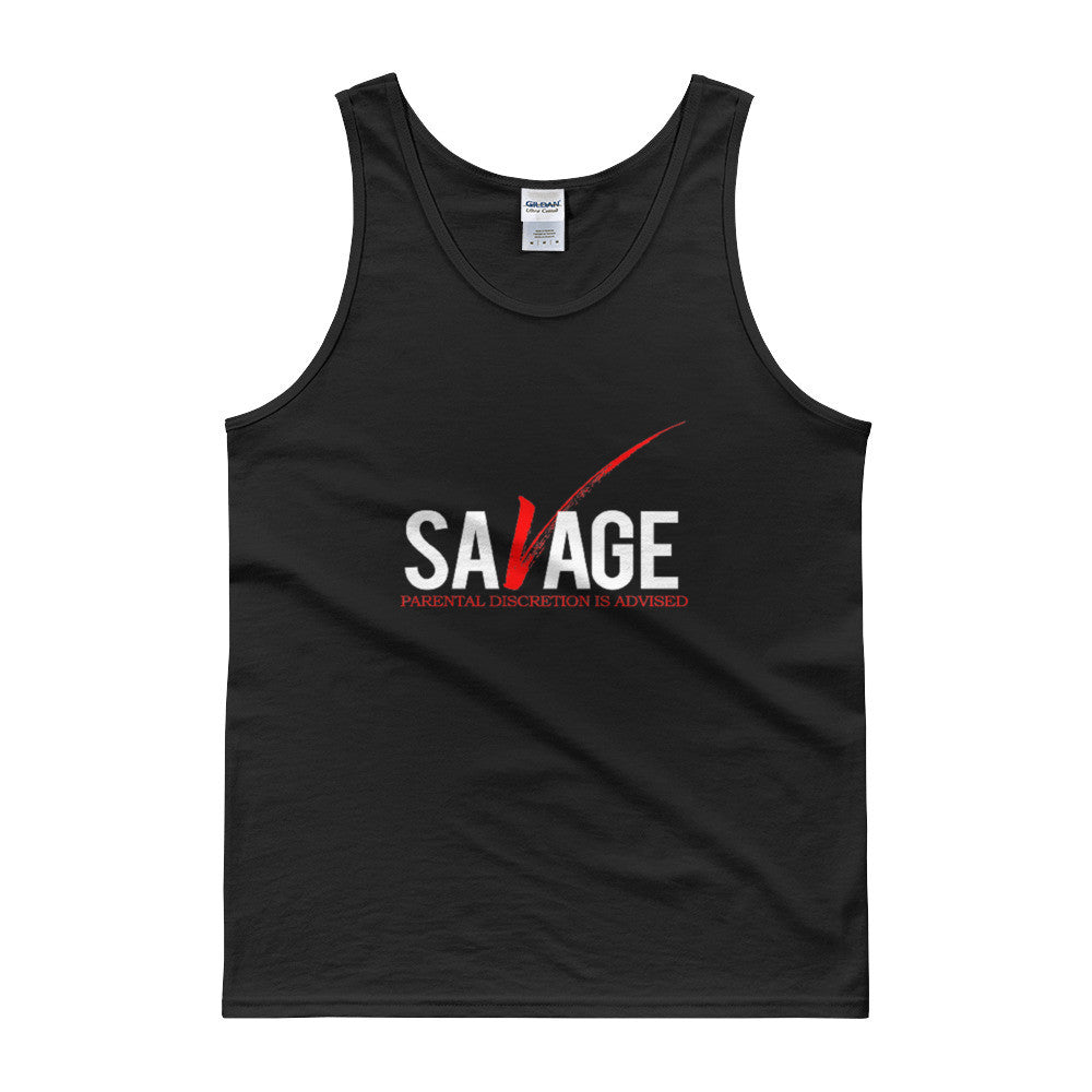 SAVAGE Men's Tank top