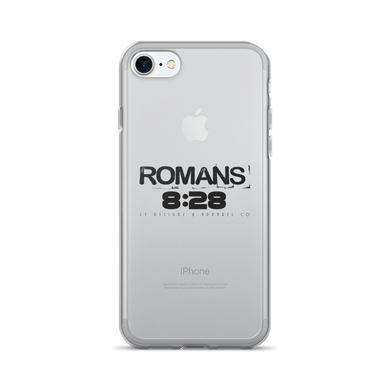 Romans 8:28 iPhone 7/7 Plus Case