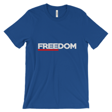 FREEDOM Classic Unisex short sleeve t-shirt