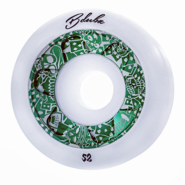 GAMBLERS STAR - WHITE/GREEN