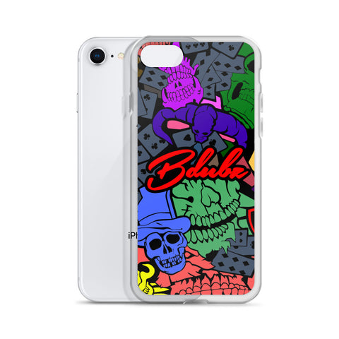 IPHONE CASE GAMBLERS