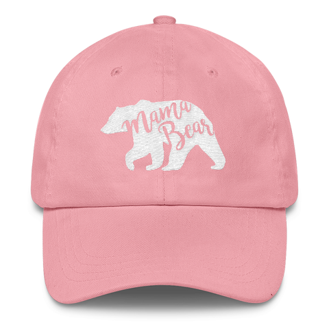Mama Bear Personalized Year Hat