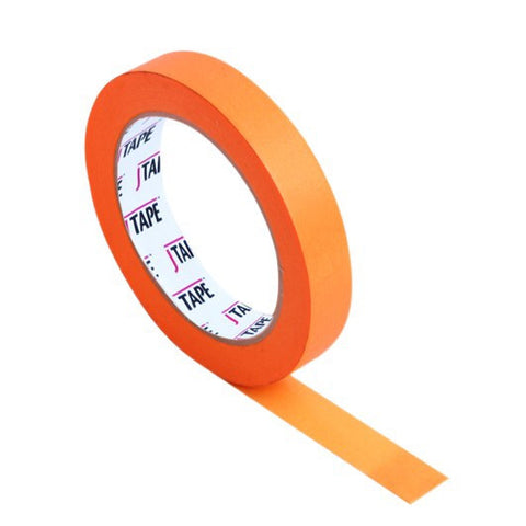 jtape flat orange masking tape automotive best masking tape  j tape masking