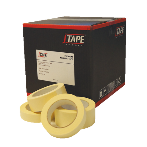 jtape crepe paper masking tape automotive household industrial tape