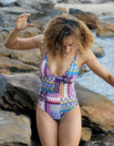 Globetrotter One-Piece Swimsuit
