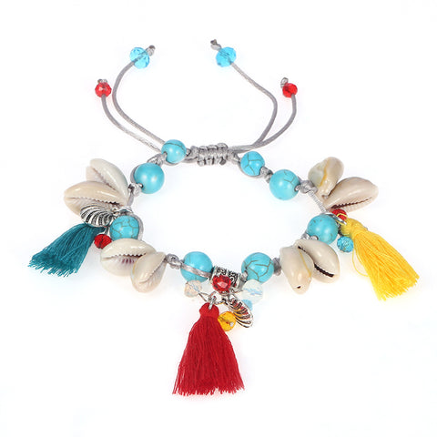 Shello Beach Charm Bracelet