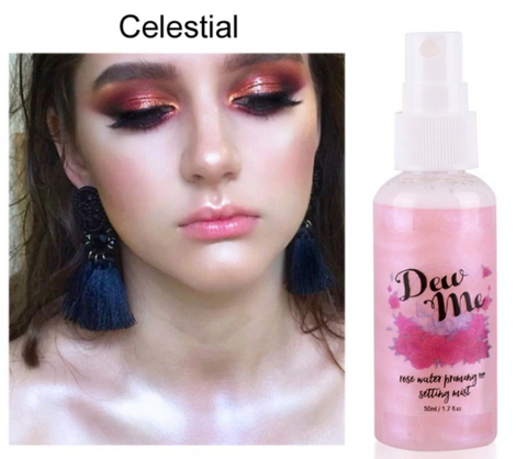 Dew Me Celestial Shimmer Spray