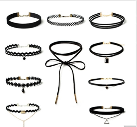 Ultimate 10 Piece Choker Set