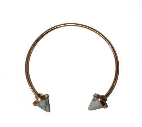 Marble Point Bangle