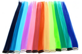 Rainbow Synthetic Hair Extensions