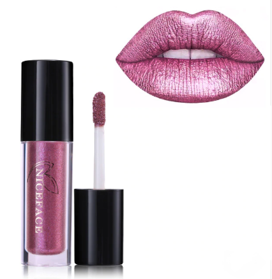 Berry Shine Metallic Lipgloss