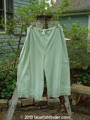 Vintage Blue Fish Clothing 1992 Pantaloon Flawed Cucumber OSFA- Bluefishfinder.com