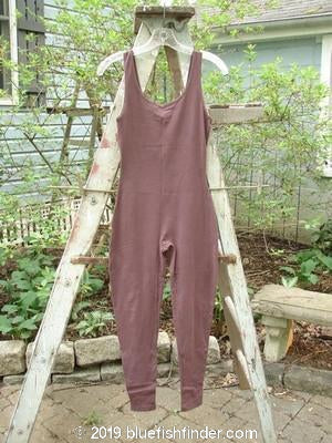 Vintage Blue Fish Clothing 1992 Danskin Sleeveless Bodysuit Black Cherry Adult S Size S- Bluefishfinder.com