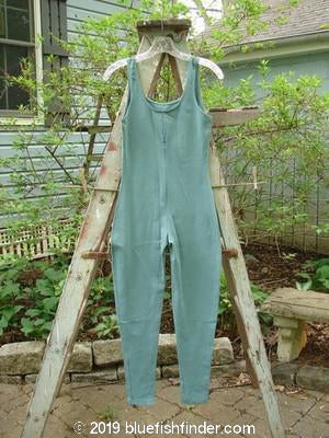 Vintage Blue Fish Clothing 1992 Danskin Sleeveless Bodysuit Ocean Adult M Size M- Bluefishfinder.com