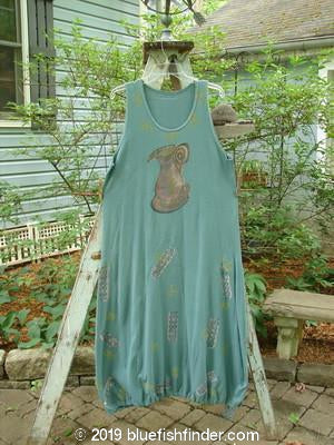 Vintage Blue Fish Clothing 1993 Journey Jumper Vase and Heart Ocean Size 1- Bluefishfinder.com