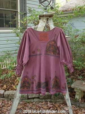 Vintage Blue Fish Clothing 1993 Juliet Dress Harvest Loganberry Size 1- Bluefishfinder.com