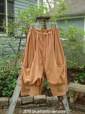 Vintage Blue Fish Clothing 1994 Bushel Pant Mixed Theme Oro Size 1- Bluefishfinder.com