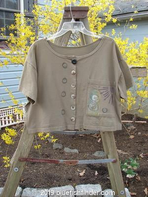 Vintage Blue Fish Clothing 1994 Song Top Sun Ray Bark Size 1- Bluefishfinder.com