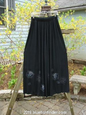 Vintage Blue Fish Clothing 1995 Charleston Pant Black Size 2- Bluefishfinder.com