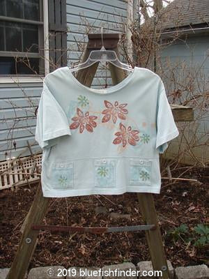 Vintage Blue Fish Clothing 1996 Collectors Top Tri Daisy Flight Size 1- Bluefishfinder.com