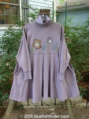 Vintage Blue Fish Clothing 1996 Enchantment Dress Mulberry Size 1- Bluefishfinder.com