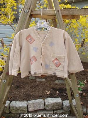 Vintage Blue Fish Clothing 1996 KIDS Playground Jacket Shell Nest Size 4 to 6- Bluefishfinder.com
