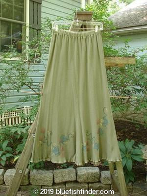 Vintage Blue Fish Clothing 1996 Thermal Swirl Skirt Vine Size 1- Bluefishfinder.com