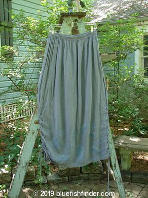 Vintage Blue Fish Clothing 1997 Breeze Skirt Fern Naya Size 2- Bluefishfinder.com