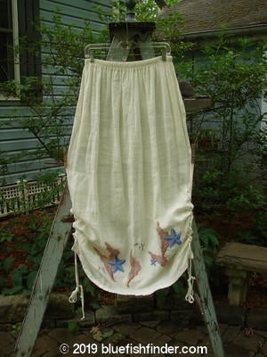 Vintage Blue Fish Clothing 1997 Breeze Skirt Sea Life Froth Size 2- Bluefishfinder.com