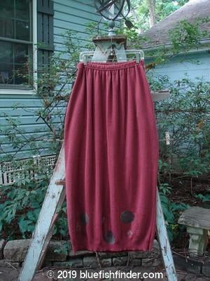 Vintage Blue Fish Clothing 1997 Cashmere Skirt Marled Stained Glass Size 2- Bluefishfinder.com