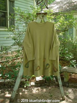 Vintage Blue Fish Clothing 1998 Vegetable Top Pears Artichoke Size 2- Bluefishfinder.com