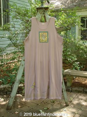 Vintage Blue Fish Clothing 1999 River Journey Dress Butterfly Lilac Size 2- Bluefishfinder.com
