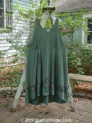 Vintage Blue Fish Clothing 2000 Crepe Iona Jumper Celtic Highland Size 2- Bluefishfinder.com