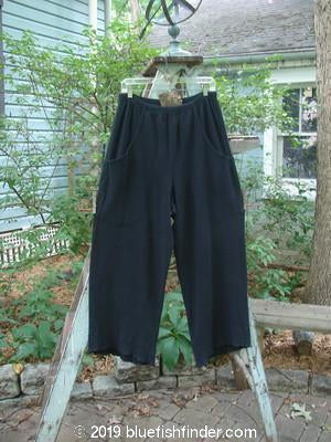 Vintage Blue Fish Clothing 2000 NWT Thermal Pathway Pant Black Size 2- Bluefishfinder.com