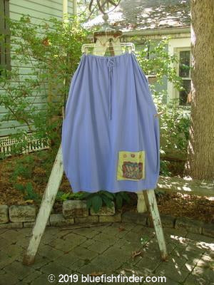 Vintage Blue Fish Clothing 1997 Big Pocket Skirt Butterfly Skylark Size 2- Bluefishfinder.com