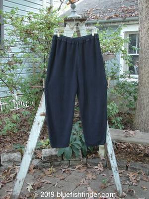 Vintage Blue Fish Clothing 1993 Waffle Straight Leg Pant Black Size 1- Bluefishfinder.com