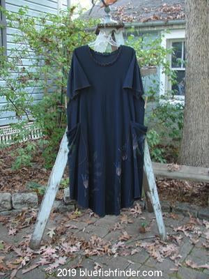 Vintage Blue Fish Clothing Barclay Buttercup Dress Black Size 1- Bluefishfinder.com