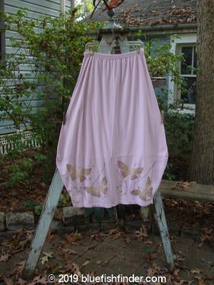 Vintage Blue Fish Clothing Barclay 4 Square Skirt Butterfly Orchid Size 1- Bluefishfinder.com