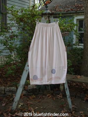 Vintage Blue Fish Clothing 1996 4 Square Skirt Long Leaf Birch Bark Size 1- Bluefishfinder.com
