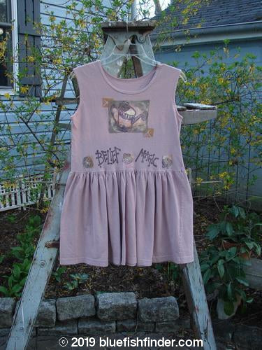 Vintage Blue Fish Clothing 1995 KIDS Cutie Jumper Belief Magic Patio Rose Size 2- Bluefishfinder.com