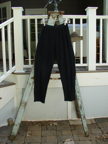 Vintage Blue Fish Clothing 1997 Thermal Straight Pant Unpainted Black Size 1- Bluefishfinder.com