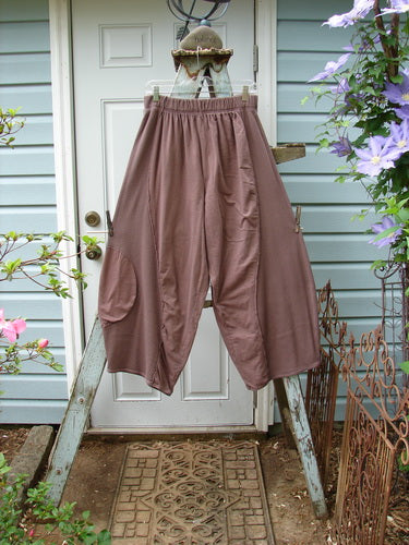 Vintage Blue Fish Clothing Barclay Panel Circle Pant Rosewood Size 1- Bluefishfinder.com