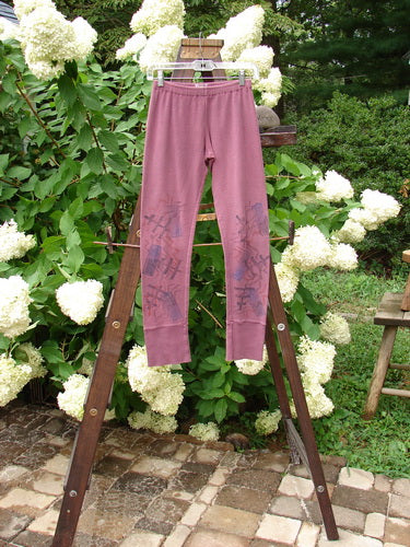Vintage Blue Fish Clothing 2000 Lu Pant Ric Rac Murple Tiny Size 0- Bluefishfinder.com