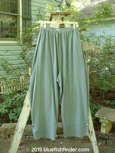 Vintage Blue Fish Clothing 2000 NWT Triangle Pleat Pant Blue Mineral Size 2- Bluefishfinder.com