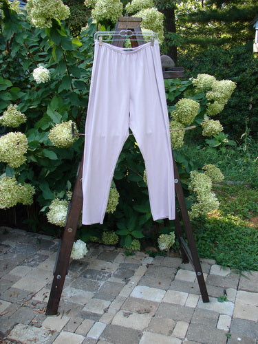 Vintage Blue Fish Clothing Barclay Relaxed Legging Unpainted Lilac Size 2- Bluefishfinder.com