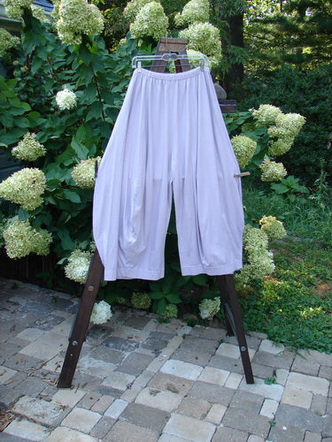 Vintage Blue Fish Clothing Barclay Crop 4 Square Pant Unpainted Lilac Size 2- Bluefishfinder.com