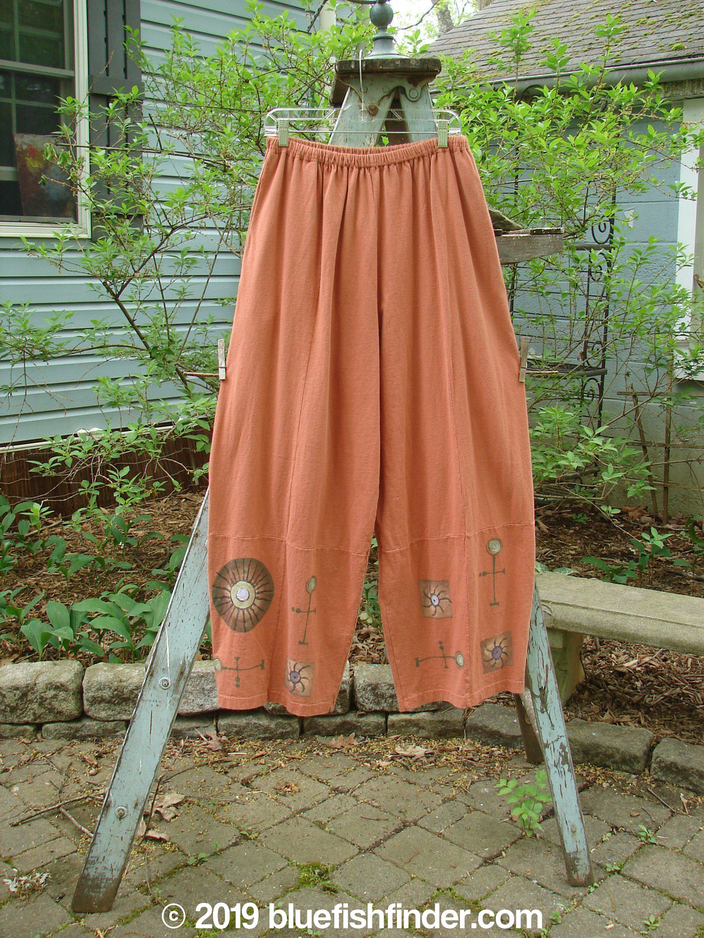 Vintage Blue Fish Clothing 1998 4 Square Pant Sun Ray Arausio Size 2- Bluefishfinder.com
