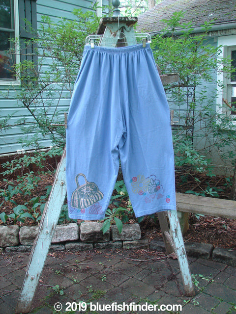 Vintage Blue Fish Clothing 1997 Simple Pant Fancy Purse Skylark Size 2- Bluefishfinder.com