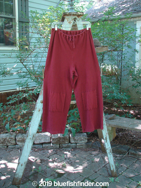 Vintage Blue Fish Clothing 1999 Knee Patch Pant Cinnamon Size 1- Bluefishfinder.com